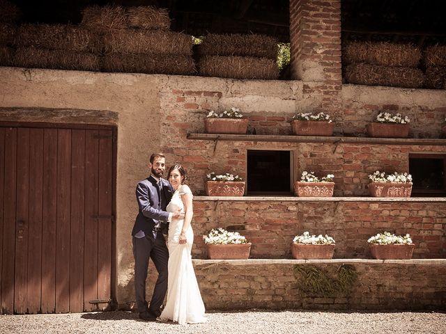 Il matrimonio di Giacomo e Alessandra a Ceriano Laghetto, Monza e Brianza 46