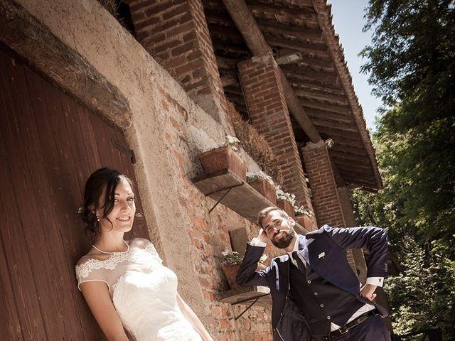 Il matrimonio di Giacomo e Alessandra a Ceriano Laghetto, Monza e Brianza 47