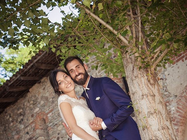 Il matrimonio di Giacomo e Alessandra a Ceriano Laghetto, Monza e Brianza 51