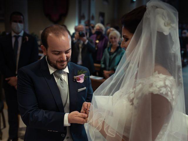 Il matrimonio di Michele e Cecilia a Roma, Roma 35