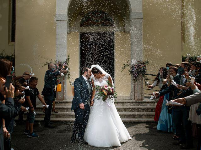 Il matrimonio di Michele e Cecilia a Roma, Roma 40