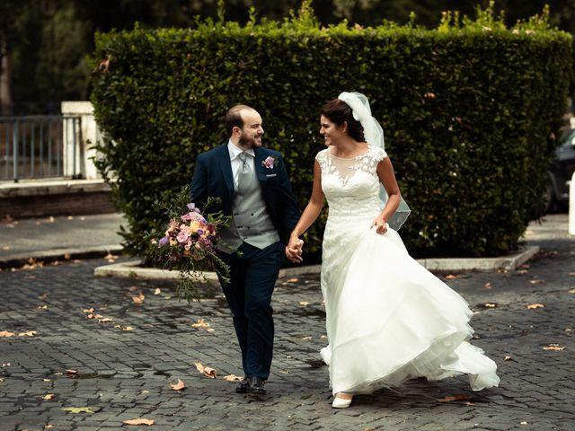 Il matrimonio di Michele e Cecilia a Roma, Roma 43