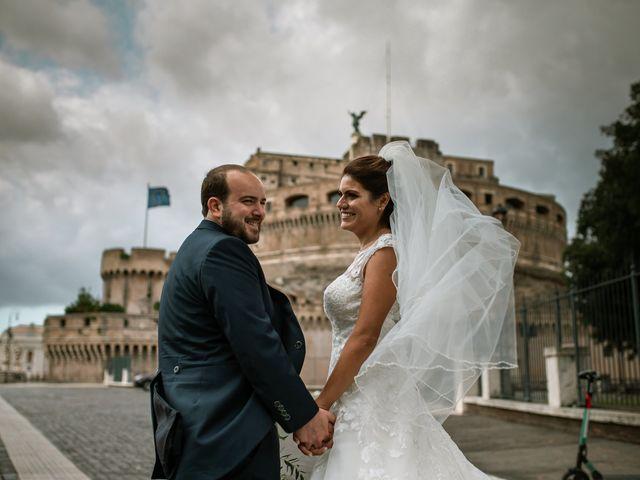 Il matrimonio di Michele e Cecilia a Roma, Roma 45