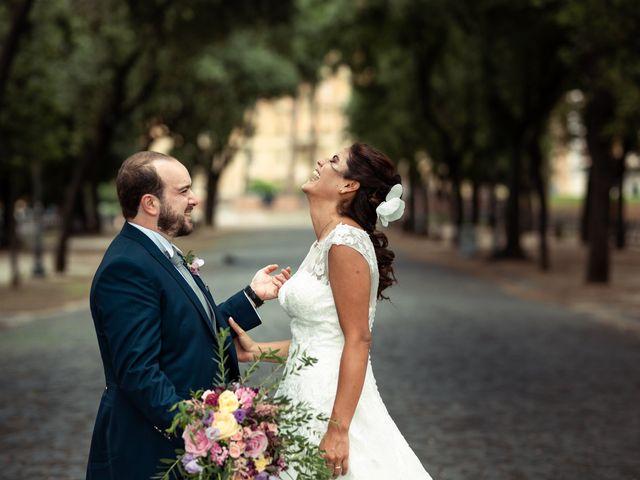 Il matrimonio di Michele e Cecilia a Roma, Roma 47