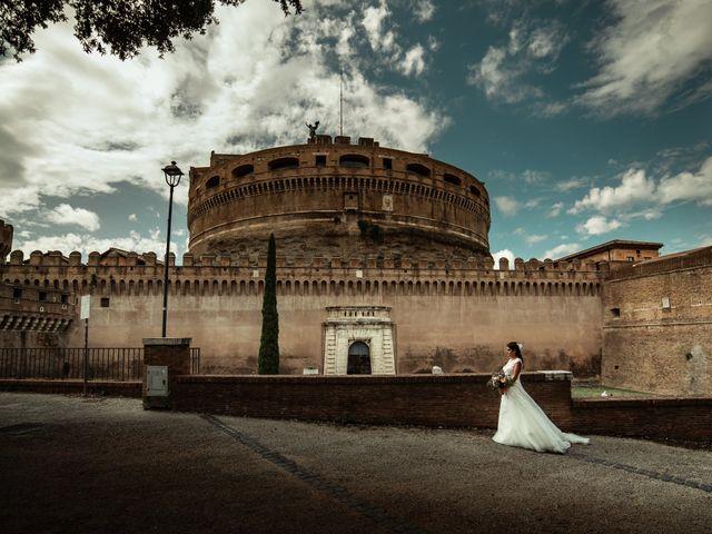Il matrimonio di Michele e Cecilia a Roma, Roma 49