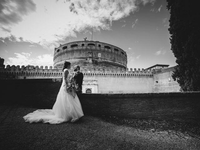 Il matrimonio di Michele e Cecilia a Roma, Roma 50