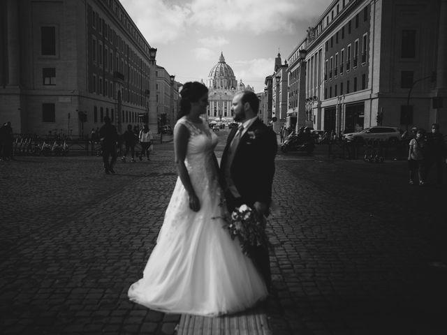 Il matrimonio di Michele e Cecilia a Roma, Roma 51