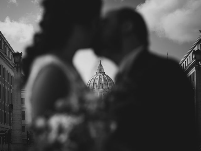 Il matrimonio di Michele e Cecilia a Roma, Roma 52