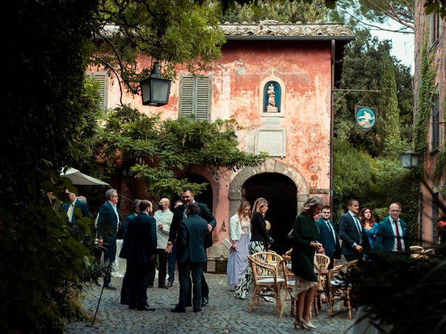 Il matrimonio di Michele e Cecilia a Roma, Roma 67