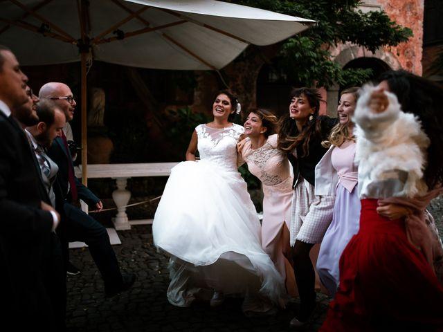 Il matrimonio di Michele e Cecilia a Roma, Roma 77