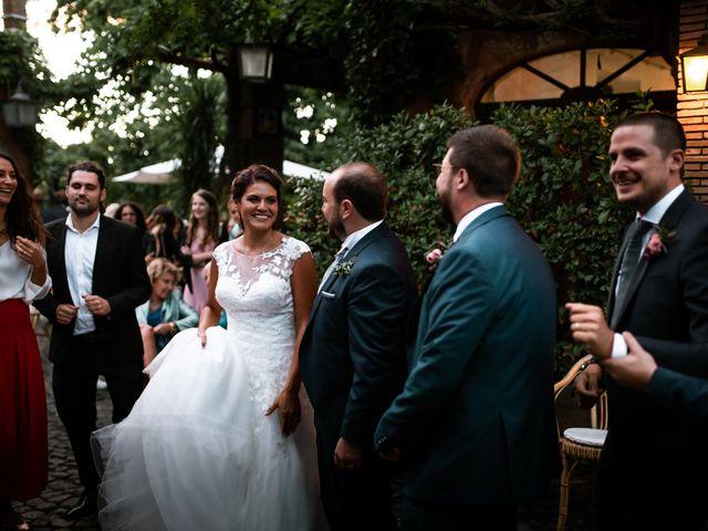 Il matrimonio di Michele e Cecilia a Roma, Roma 79