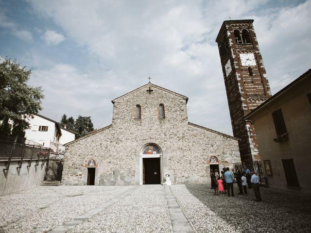 Il matrimonio di Andrea e Laura a Carate Brianza, Monza e Brianza 9