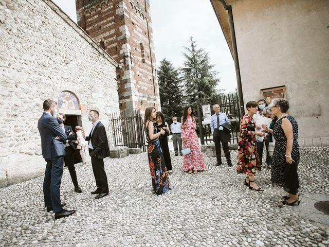 Il matrimonio di Andrea e Laura a Carate Brianza, Monza e Brianza 10