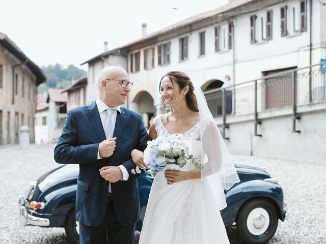 Il matrimonio di Andrea e Laura a Carate Brianza, Monza e Brianza 15