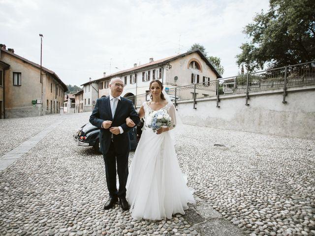 Il matrimonio di Andrea e Laura a Carate Brianza, Monza e Brianza 16