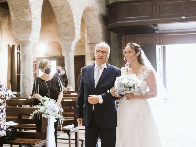 Il matrimonio di Andrea e Laura a Carate Brianza, Monza e Brianza 17