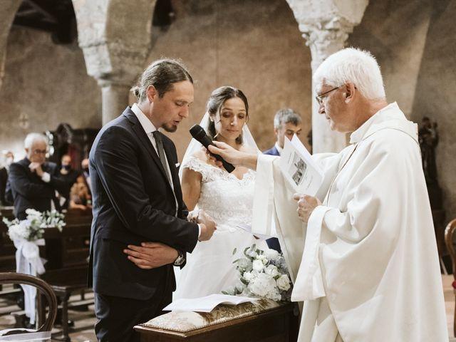 Il matrimonio di Andrea e Laura a Carate Brianza, Monza e Brianza 30