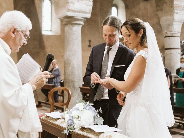 Il matrimonio di Andrea e Laura a Carate Brianza, Monza e Brianza 33