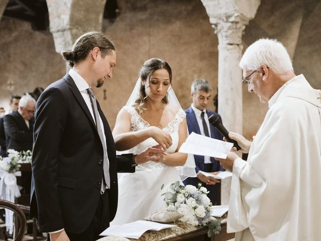 Il matrimonio di Andrea e Laura a Carate Brianza, Monza e Brianza 35