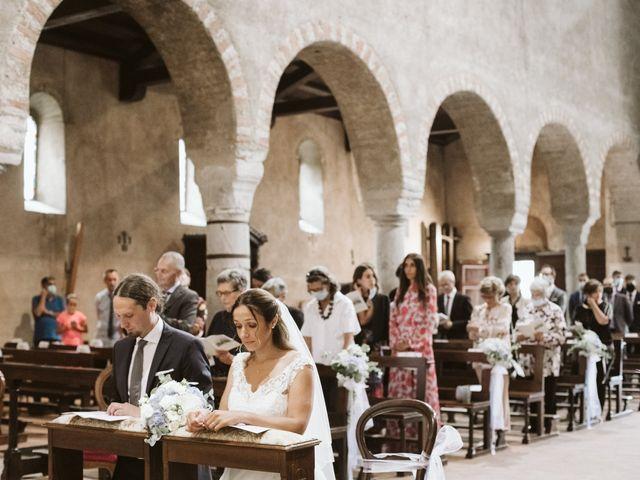 Il matrimonio di Andrea e Laura a Carate Brianza, Monza e Brianza 40