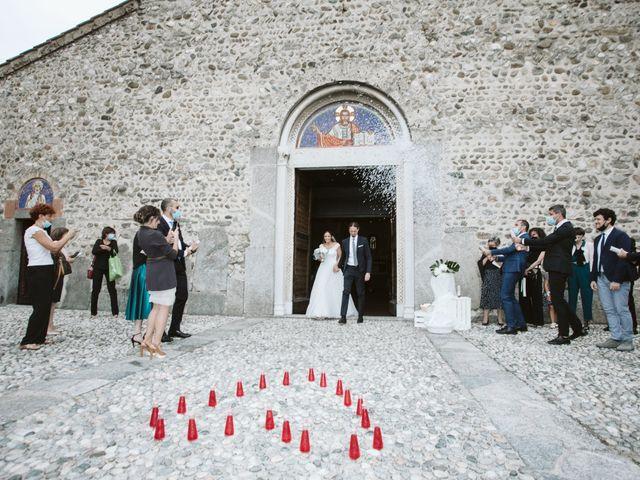 Il matrimonio di Andrea e Laura a Carate Brianza, Monza e Brianza 50