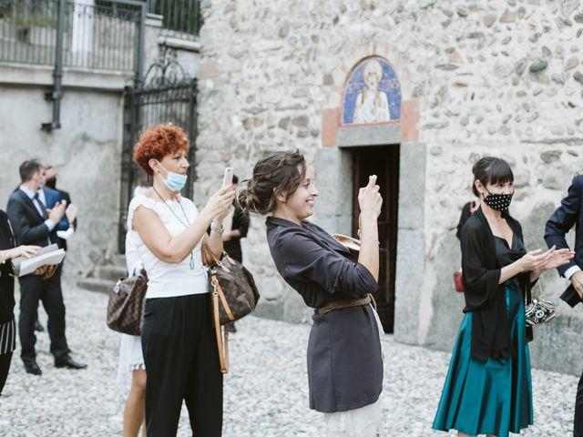 Il matrimonio di Andrea e Laura a Carate Brianza, Monza e Brianza 51