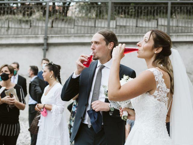 Il matrimonio di Andrea e Laura a Carate Brianza, Monza e Brianza 52