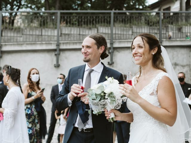 Il matrimonio di Andrea e Laura a Carate Brianza, Monza e Brianza 54