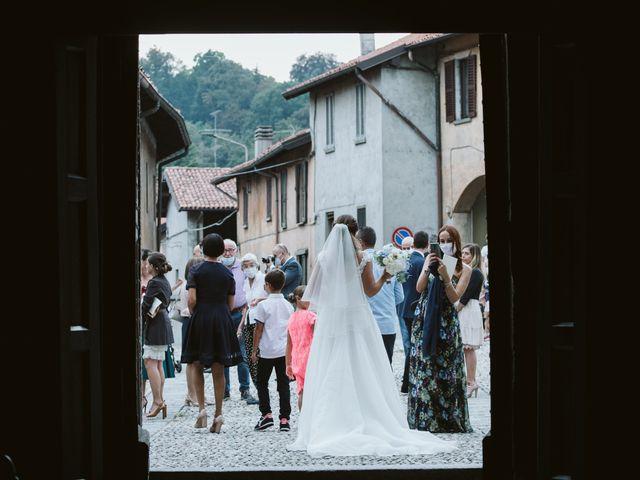 Il matrimonio di Andrea e Laura a Carate Brianza, Monza e Brianza 55