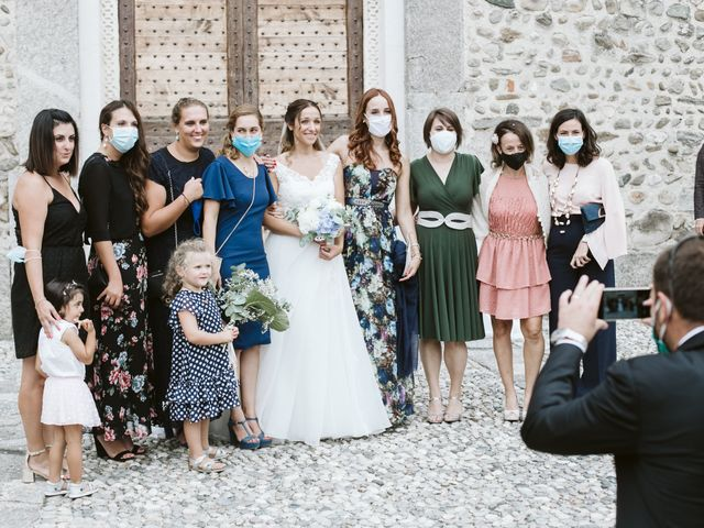 Il matrimonio di Andrea e Laura a Carate Brianza, Monza e Brianza 56