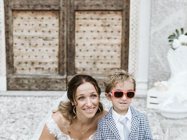 Il matrimonio di Andrea e Laura a Carate Brianza, Monza e Brianza 57