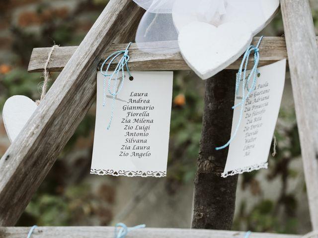 Il matrimonio di Andrea e Laura a Carate Brianza, Monza e Brianza 69