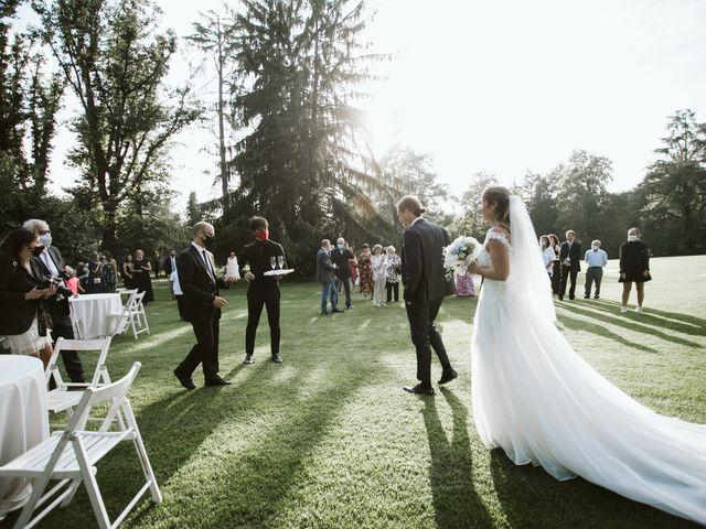 Il matrimonio di Andrea e Laura a Carate Brianza, Monza e Brianza 94
