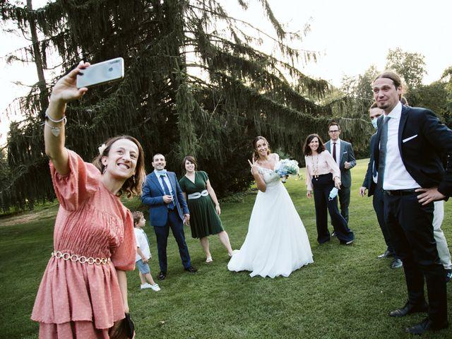 Il matrimonio di Andrea e Laura a Carate Brianza, Monza e Brianza 112