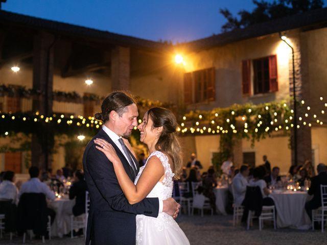 Il matrimonio di Andrea e Laura a Carate Brianza, Monza e Brianza 122