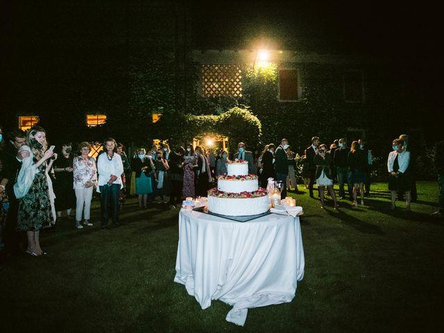 Il matrimonio di Andrea e Laura a Carate Brianza, Monza e Brianza 136