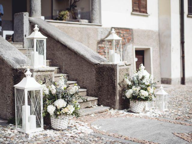 Il matrimonio di Cecilia e Luca a Milano, Milano 20
