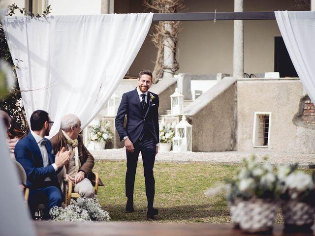 Il matrimonio di Cecilia e Luca a Milano, Milano 28