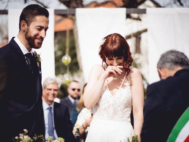 Il matrimonio di Cecilia e Luca a Milano, Milano 37
