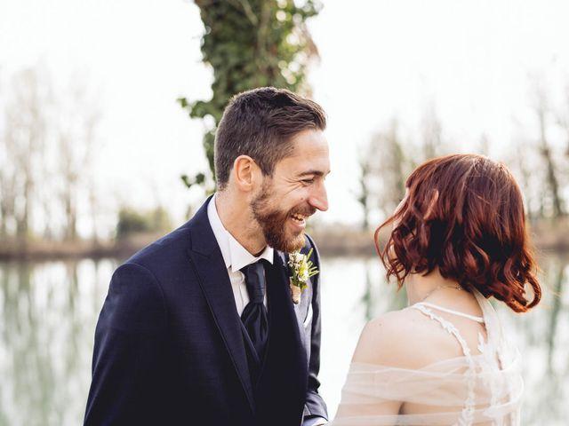 Il matrimonio di Cecilia e Luca a Milano, Milano 54