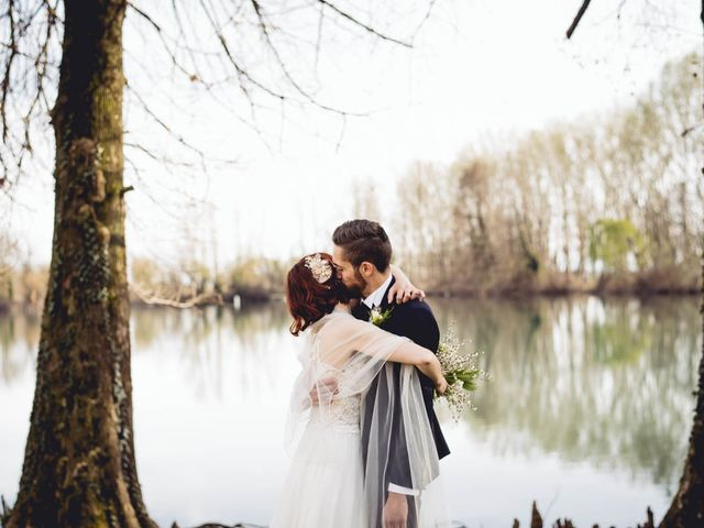 Il matrimonio di Cecilia e Luca a Milano, Milano 58