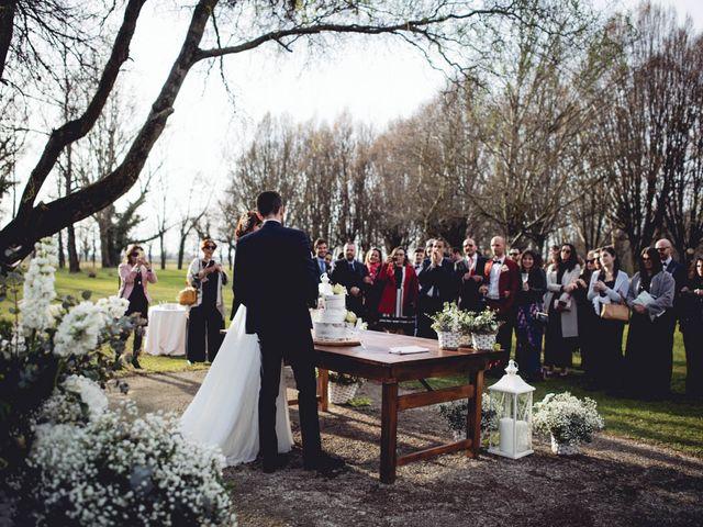 Il matrimonio di Cecilia e Luca a Milano, Milano 63
