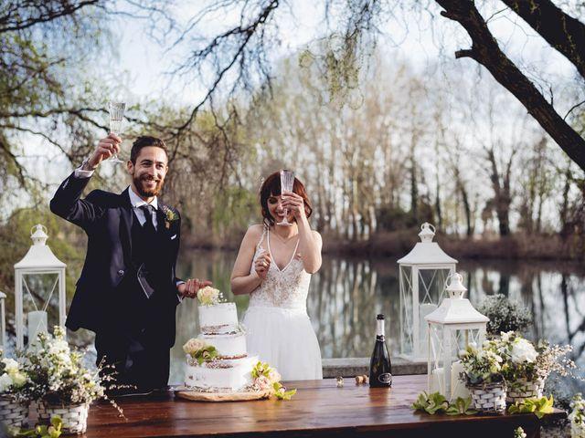 Il matrimonio di Cecilia e Luca a Milano, Milano 64
