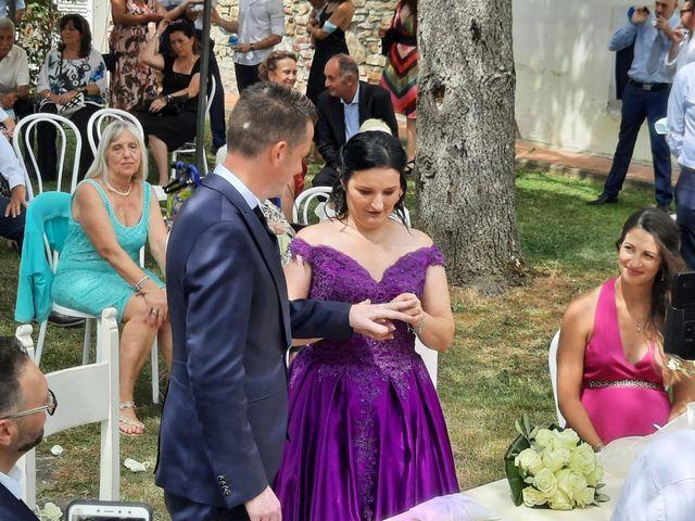 Le nozze di Oana Mihaela e David