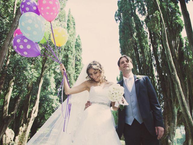 Le nozze di Dania e Luca