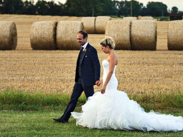 Le nozze di Ludovica e Nicolò