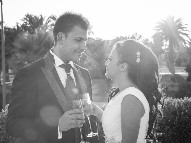 Le nozze di Chiare e Marco