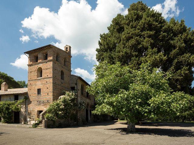 Il matrimonio di Federico e Luana a Bracciano, Roma 1