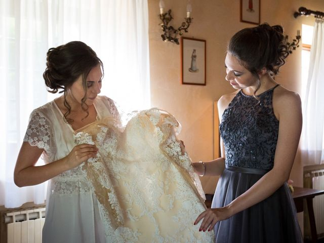 Il matrimonio di Federico e Luana a Bracciano, Roma 8