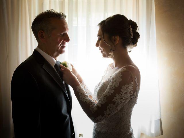 Il matrimonio di Federico e Luana a Bracciano, Roma 11